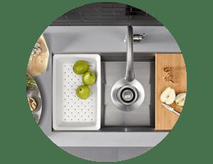 Kitchen Sinks and Faucets | Modern Plumbing Fixtures | Hills ...