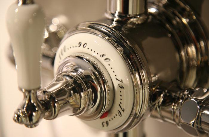 Retro Porcelain Shower