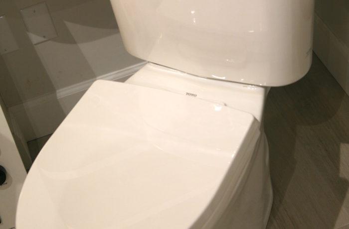 Modern High Efficient Toilets