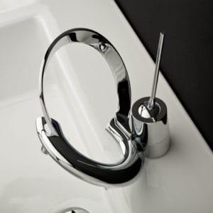 Ultra Modern Chrome Faucet