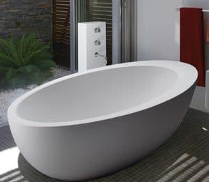 Oval Modern Tub